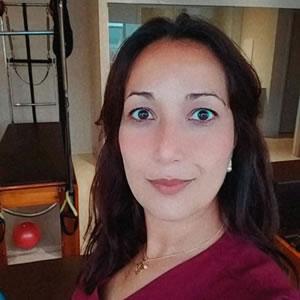 Camila Recke - Fisioterapeuta