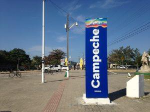 Entrada do Campeche