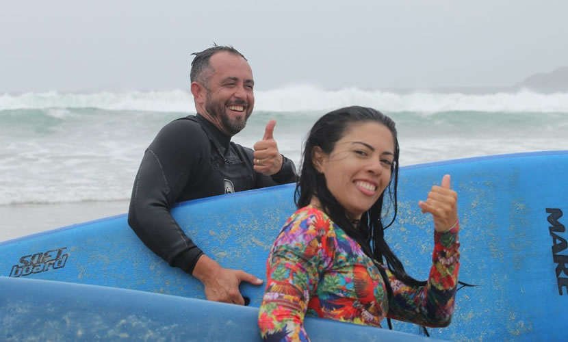 Campeche Surf School