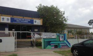 Centro de Saúde do Rio Tavares