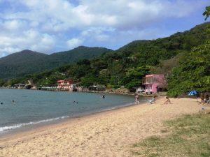Praia do Ribeirão