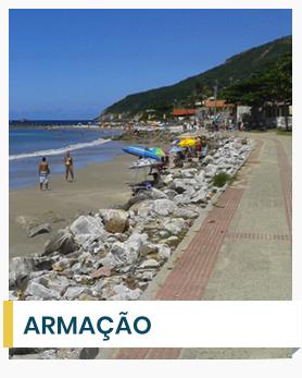 Bairro Armação - Florianópolis