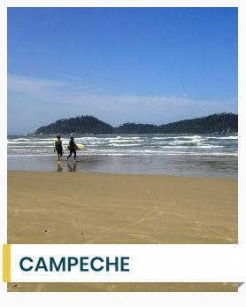 Bairro Campeche - Florianópolis