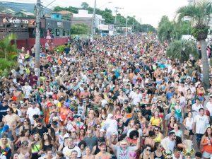 Carnaval no Sul de Florianópolis