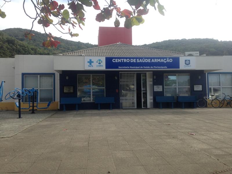 Centro de saúde da Armação