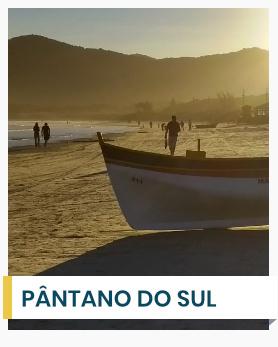 Bairro Pantano do Sul - Florianópolis