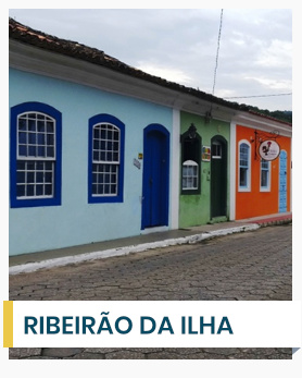 Bairro Ribeirão da Ilha - Florianópolis