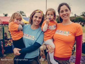 Sul de Floripa com as crianças
