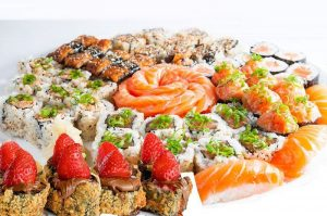 Sushizeria 1