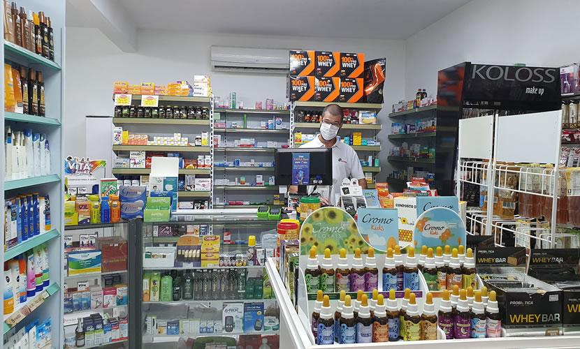 Farmácia Castanheiras - Campeche