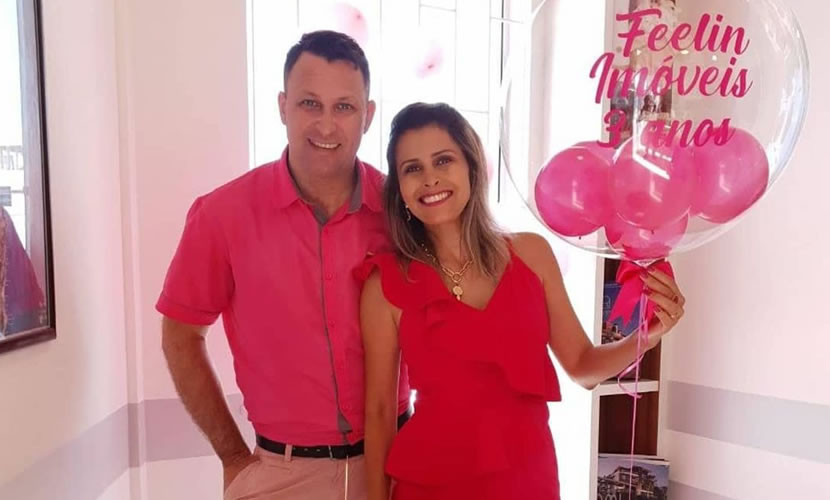 Adriana e Marcos - Feelin Imóveis