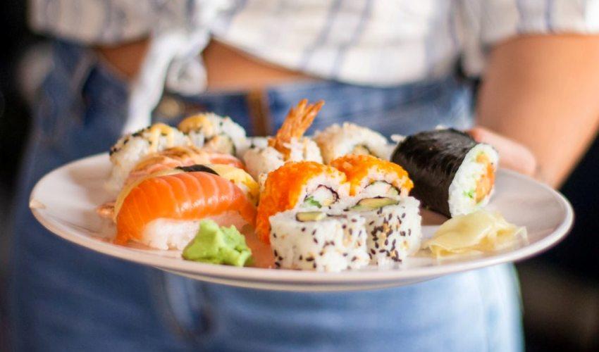 Amor ao Sushi no Sul da Ilha 1