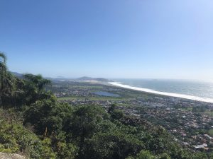 Trilha do Morro do Lampião, no Campeche 15
