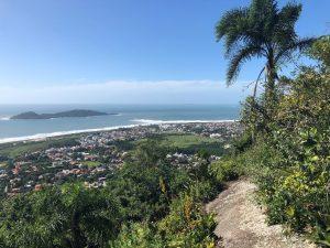 Trilha do Morro do Lampião, no Campeche 22