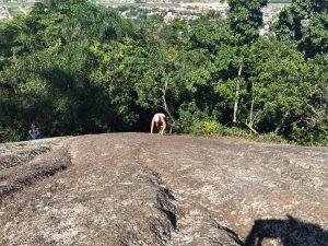 Trilha do Morro do Lampião, no Campeche 19