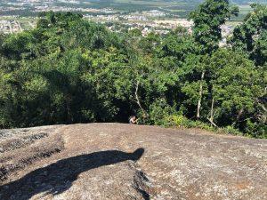 Trilha do Morro do Lampião, no Campeche 24