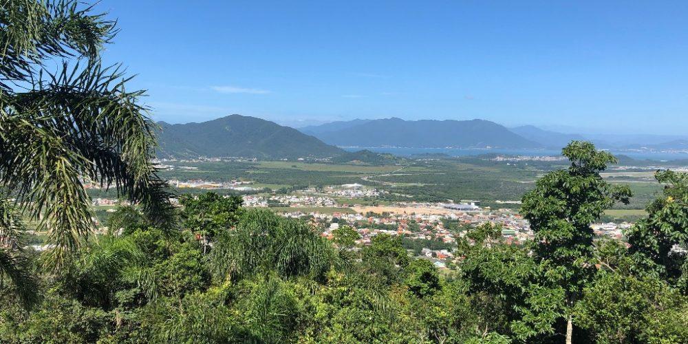 Trilha do Morro do Lampião, no Campeche 4