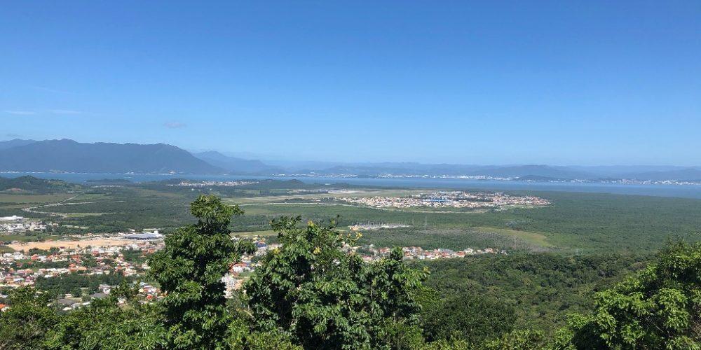 Trilha do Morro do Lampião, no Campeche 6