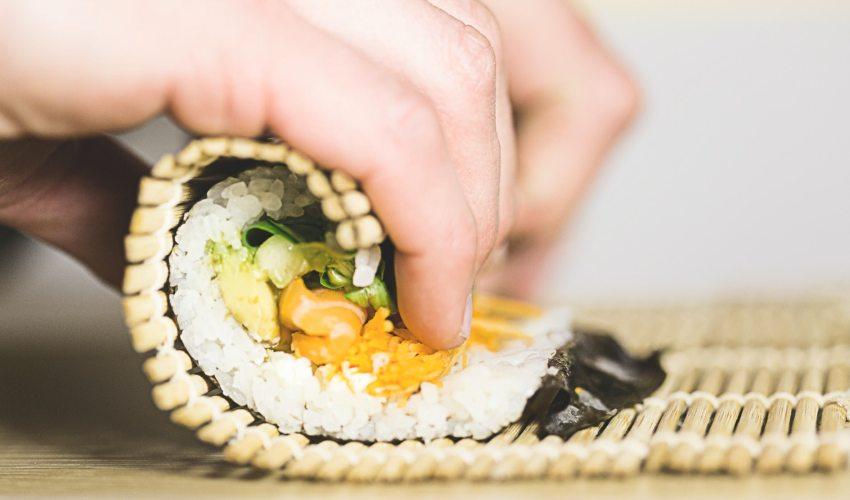 Amor ao Sushi no Sul da Ilha 3