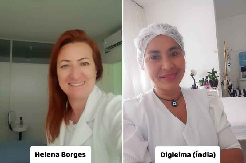 Helena e Digleima