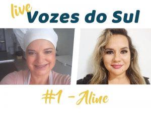 Live Empreendedoras da Gastronomia - Aline 7