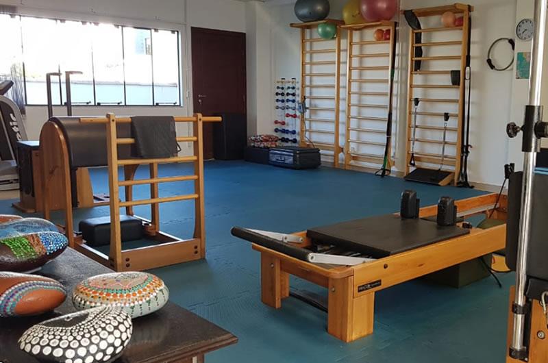 Fisioterapia e Pilates Studio Mathitha