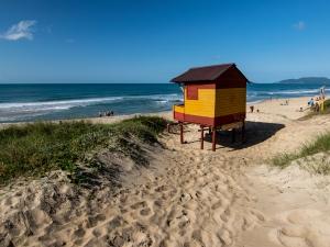 Conheça as praias do Sul de Floripa 1