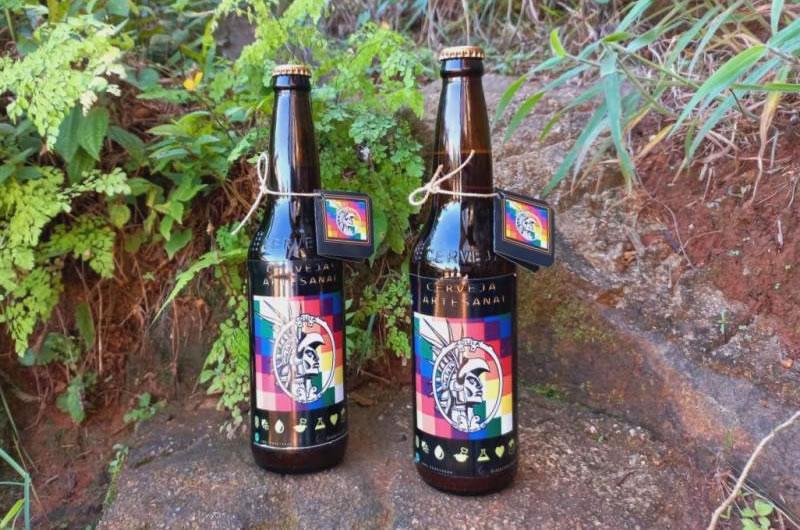 Aguia Wiphala - Cervejas artesanais