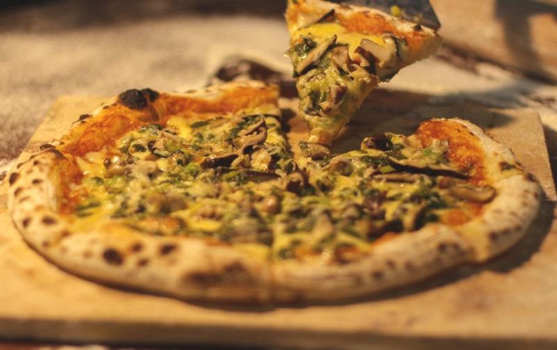 Que tal experimentar uma pizza especial? 3