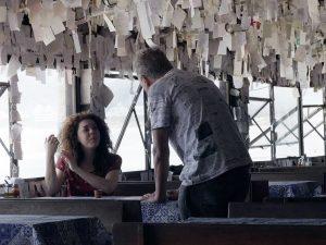 """""""A Outra Pele"""", um Filme com cenas no Pântano do Sul"""