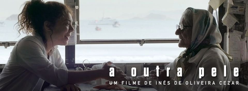 """""""A Outra Pele"""", um Filme com cenas no Pântano do Sul 1"""
