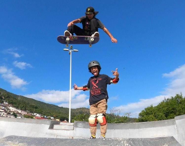 Skate é família e cultura 6